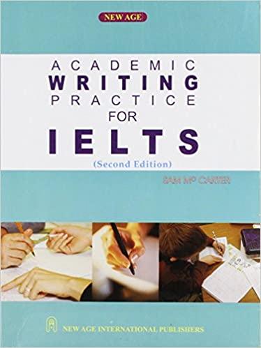 tài liệu luyện thi ielts : sách academic writing
