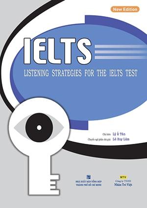 sách ielts listening strategies, tài liệu luyện thi ielts