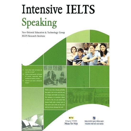 tài liệu luyện thi ielts: sách intensive ielts speaking