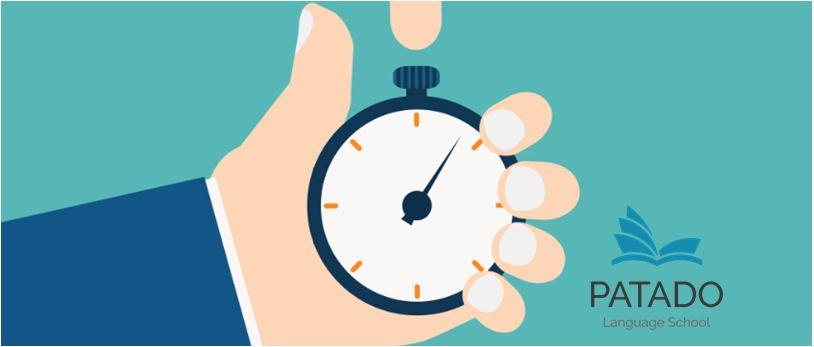 kiểm soát thời gian học tập và luyện thi