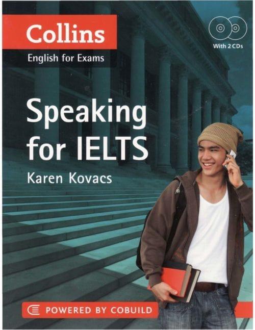 sách luyện thi speaking ielts Collins