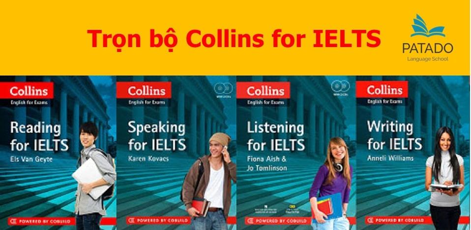 Trọn bộ tài liệu sách học Ielts Collins