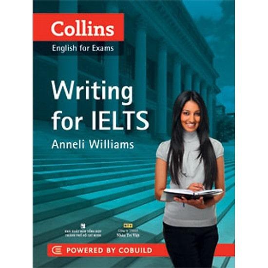 sách luyện thi ielts writing Collins