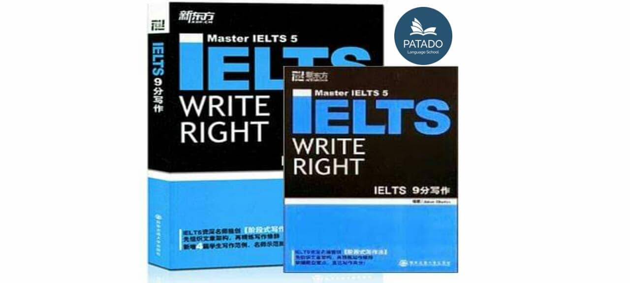 Sách Luyện Thi IELTS Writing: Write Right IELTS
