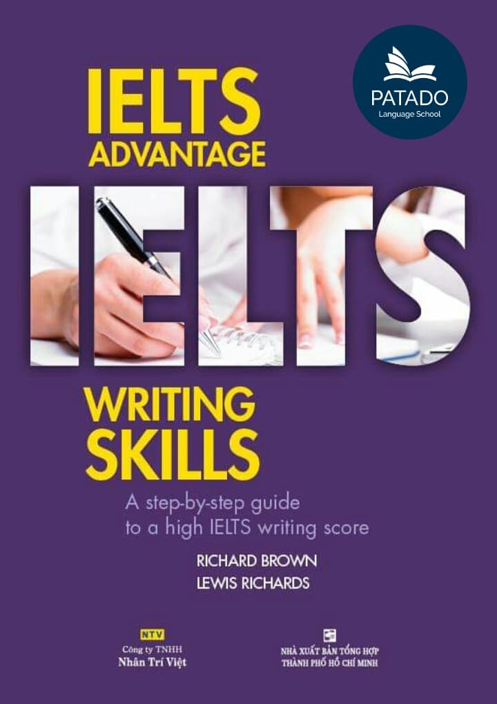 Sách Luyện Thi IELTS Writing: IELTS Advantage Writing skills