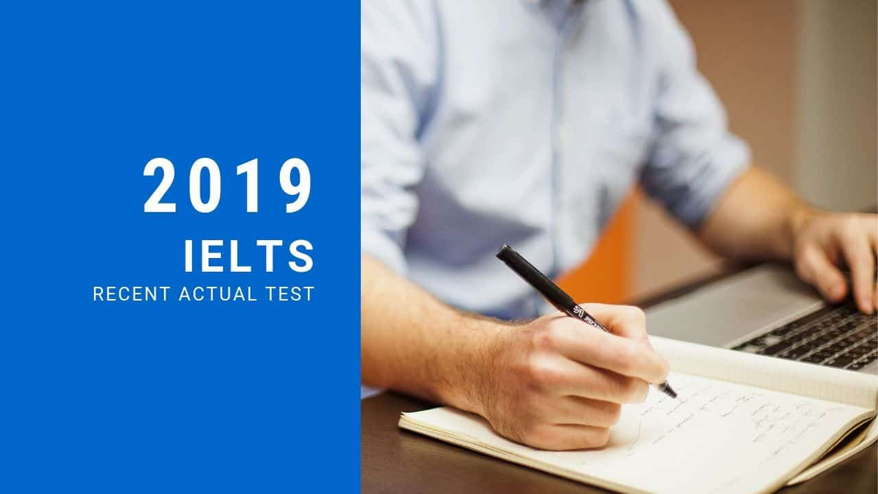 Tổng hợp bộ đề thi IELTS Speaking quý 3 năm 2020 update theo topic