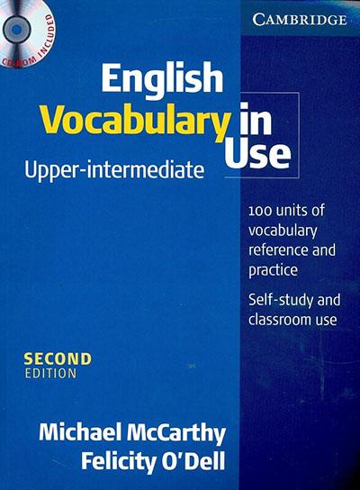 vocabulary in use upper intermediate