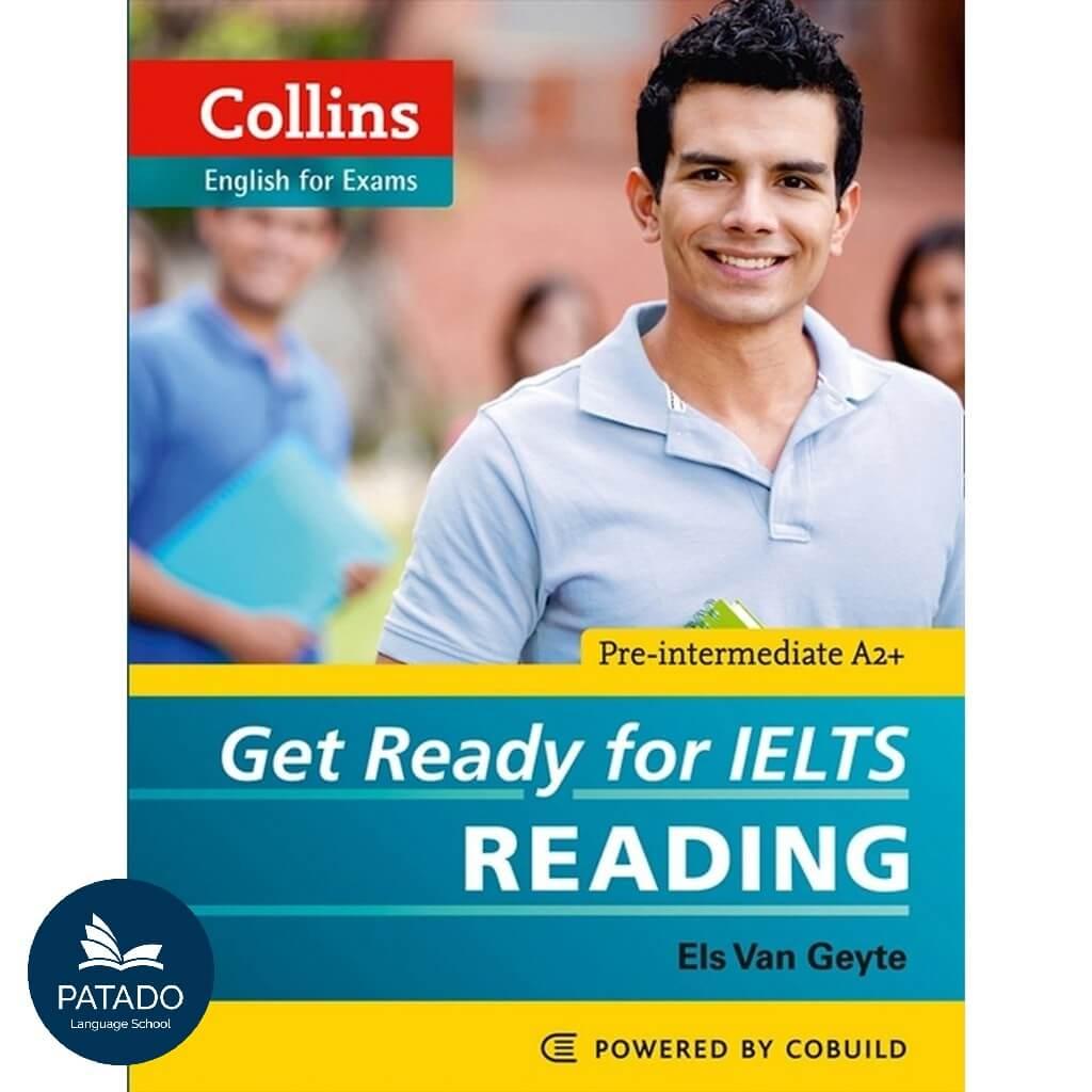 """Sách luyện thi IELTS Reading cơ bản dành cho người mới """"nhập môn"""""""