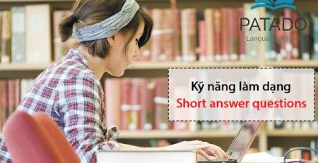 IELTS Reading Short-answer questions