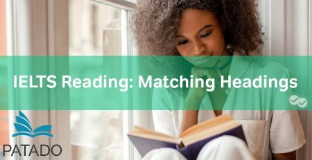 IELTS Reading Matching Headings