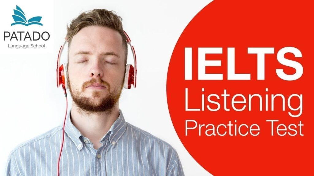 Kinh nghiệm học IELTS Listening 8.0 - Patado