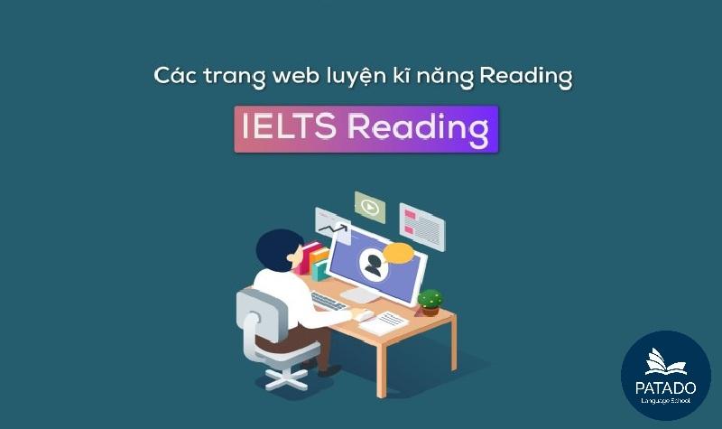5 trang web học IELTS Reading giúp bạn tự tin chinh phục đề thi thật