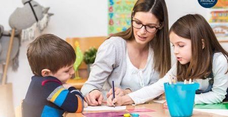 Phương pháp dạy giao tiếp tiếng anh cho bé