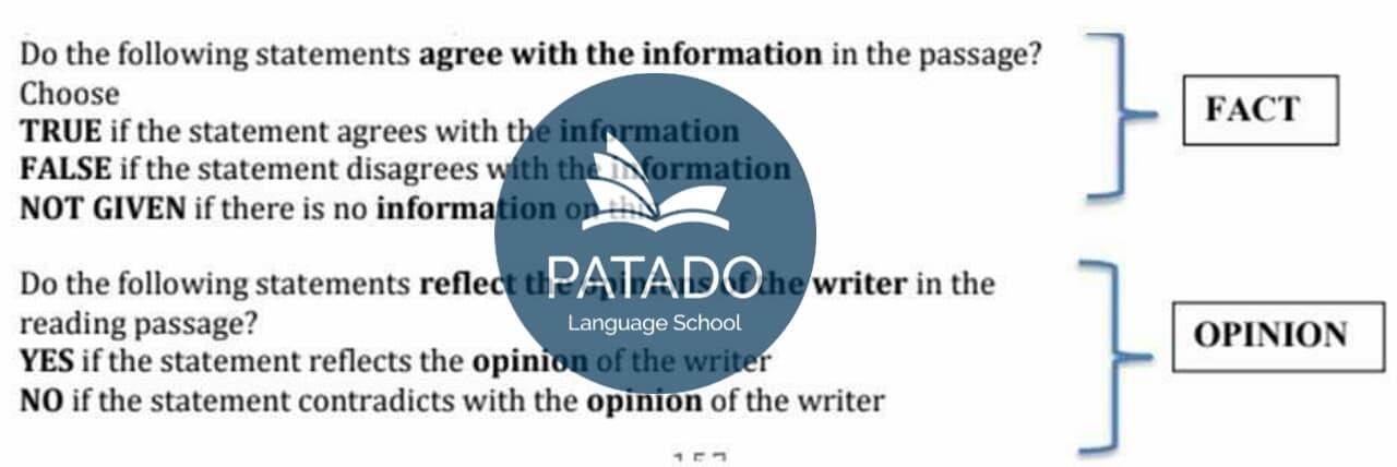 Giới thiệu dạng bài identifying information trong reading