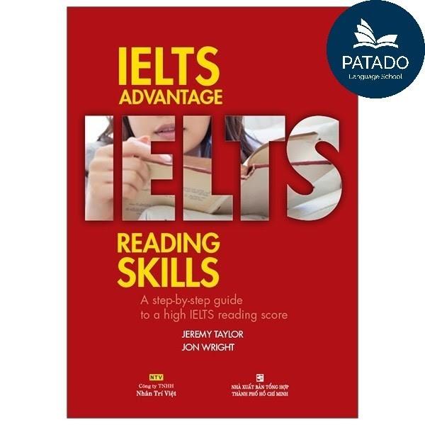 Sách luyện thi IELTS Reading - Patado
