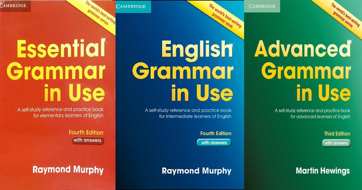 sách grammar English in use