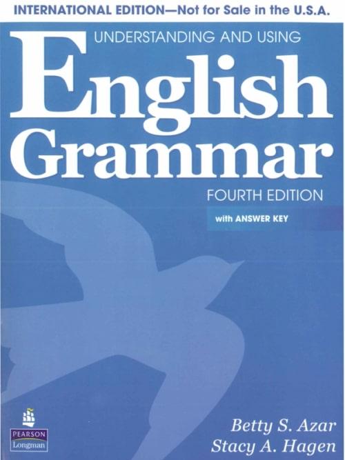 sách English grammar