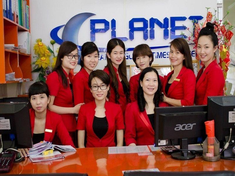 trung tâm Planet