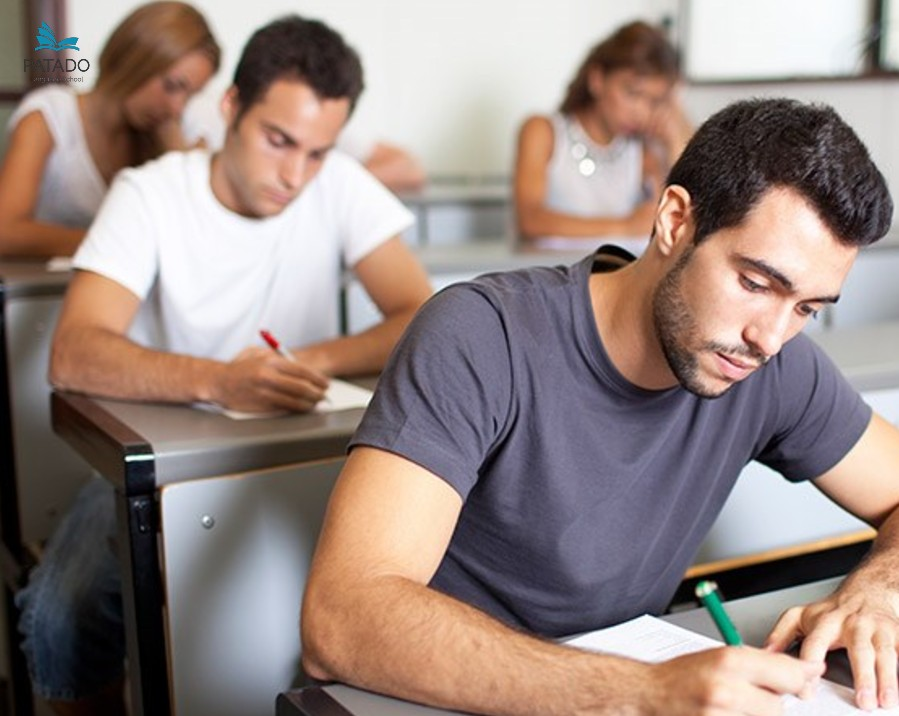 ielts writing exam