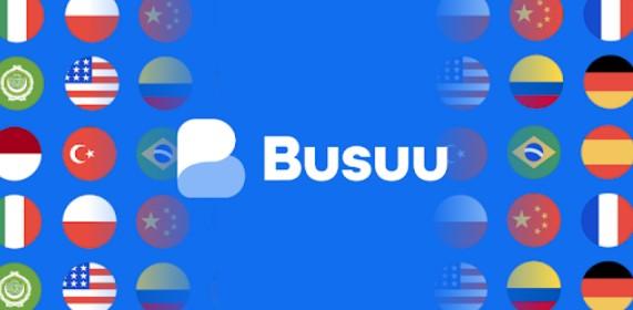 Học tiếng Anh trực tuyến cùng Busuu