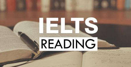 Phương pháp học IELTS reading