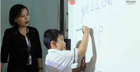 trung tâm tiếng Anh tốt nhất Hà Nội