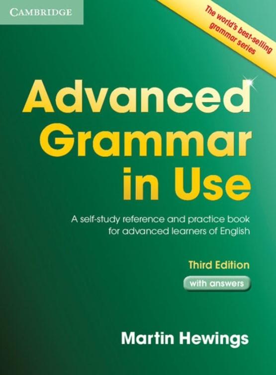 English Grammar In Use - Advanced