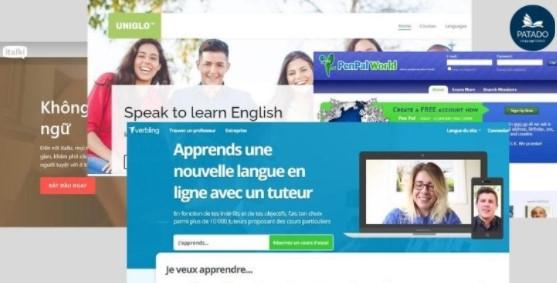 Web học IELTS Speaking