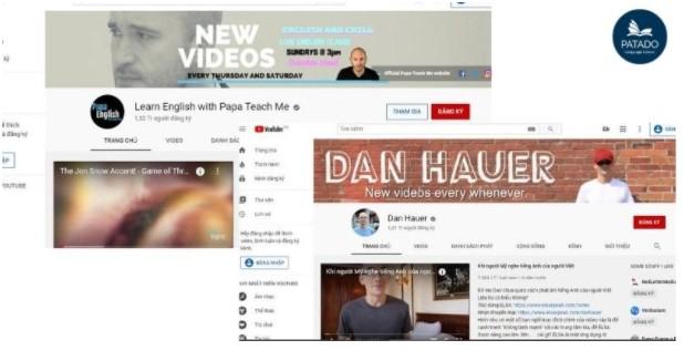 10 kênh youtube dạy phát âm siêu đỉnh