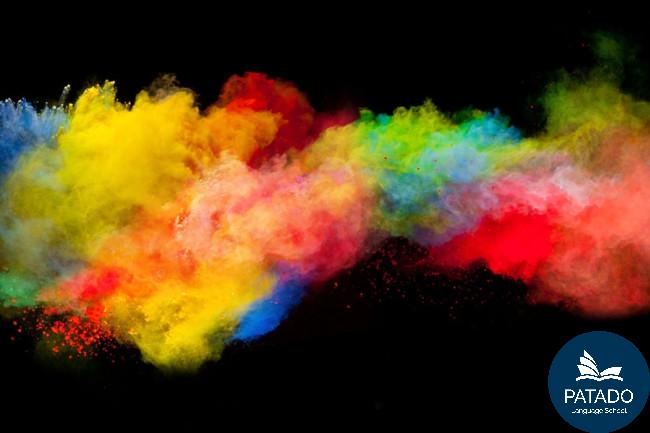 idioms - abt colors