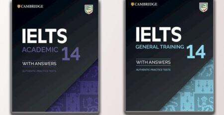 IELTS Cambridge 14