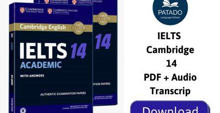 IELTS Cambridge 14-Patado