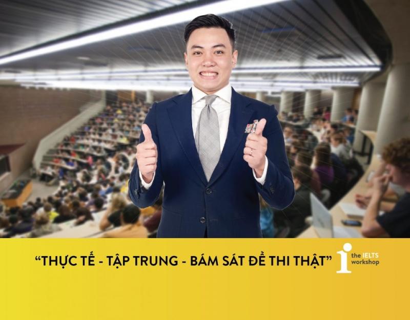 Thầy Đặng Trần Tùng 9.0 IELTS Overall