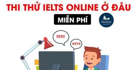 Thi thử IELTS online