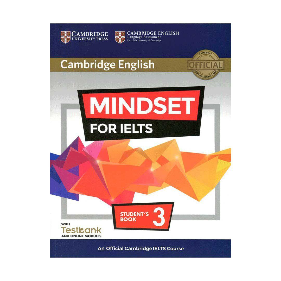 Mindset for IELTS 3-Patado