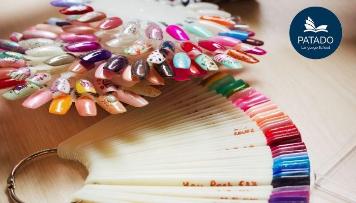 thuật ngữ ngành nail