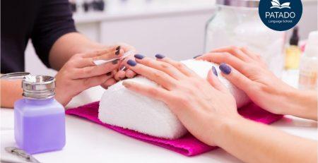 từ vựng ngành nail