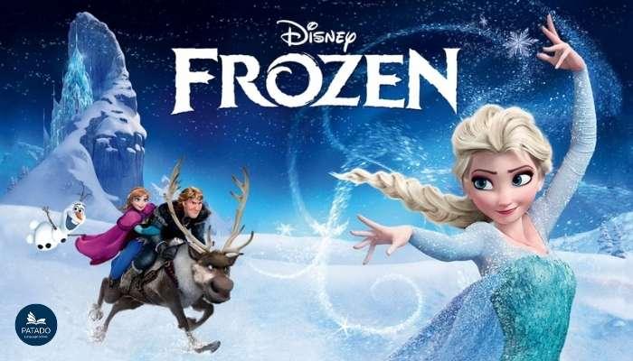 Những bộ phim học Tiếng Anh giúp việc học trở nên thú vị hơn bao giờ hết Frozen-patado-1