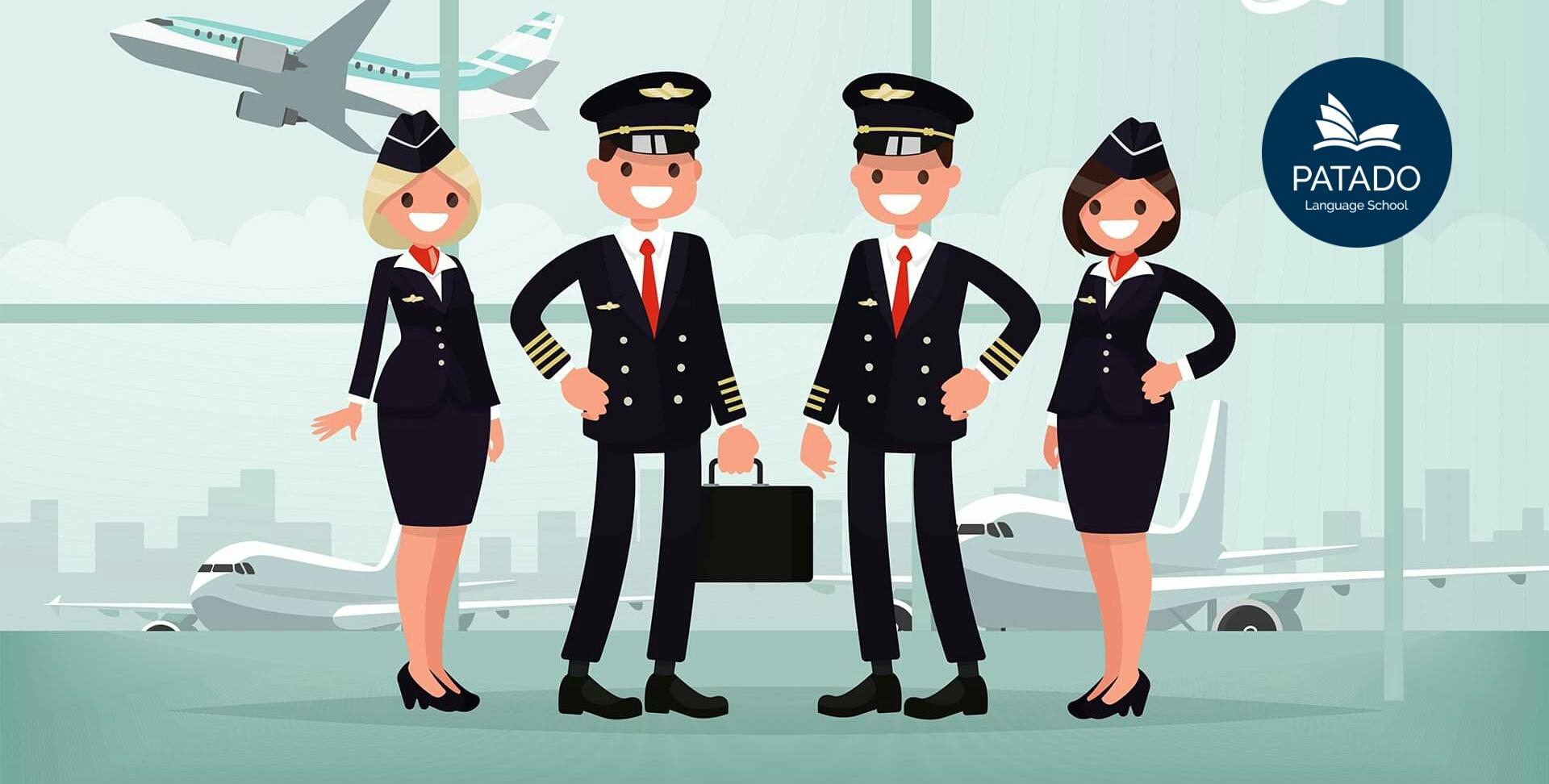 phỏng vấn tiếng anh chuyên ngành hàng không